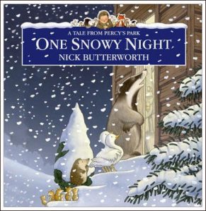 OneSnowyNightCoverTitle